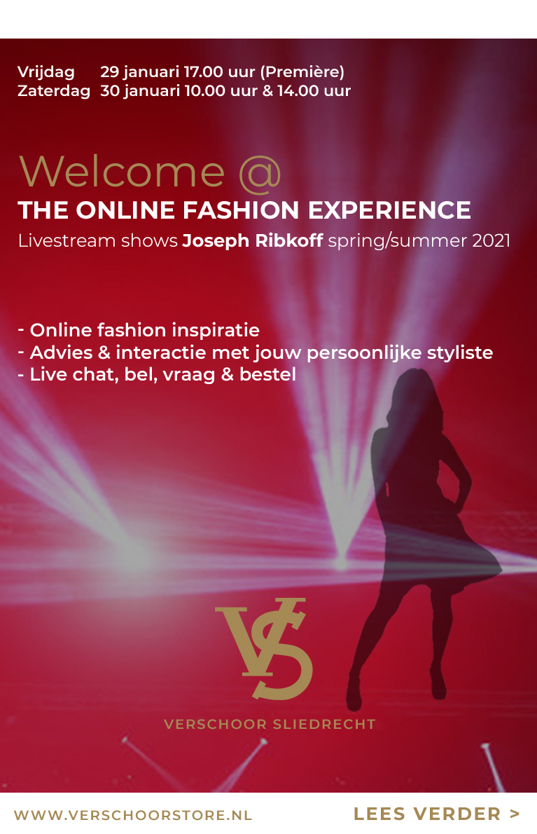 ONLINE FASHION EXPERIENCE